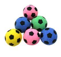 Pěnový fotbalový míček