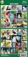 Samolepky malí ptáci
