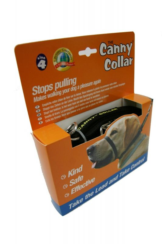 Obojek Canny Collar velikost 2 James & Steel