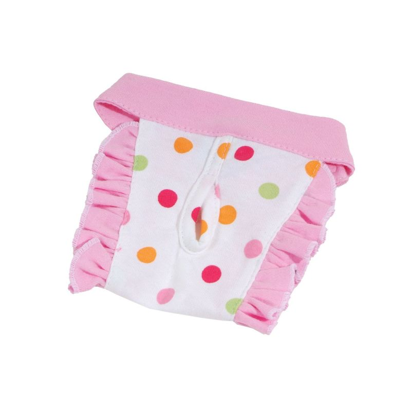 Hárací kalhotky Dotty (doprodej skladových zásob) - světle růžová M I love pets