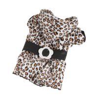 Kabátek peršan (doprodej skladových zásob) - jaguar béžová XS