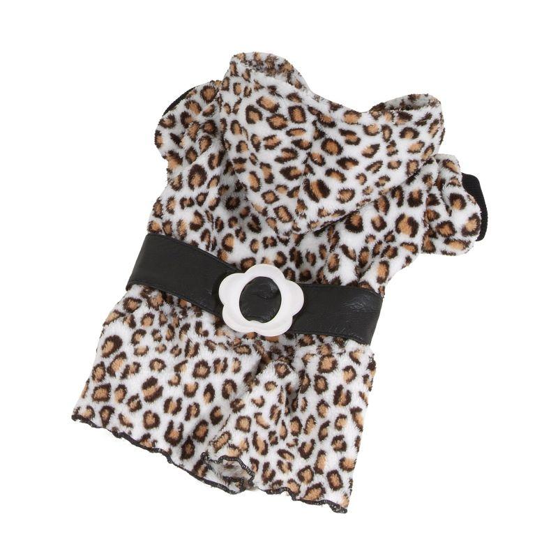 Kabátek peršan (doprodej skladových zásob) - jaguar béžová XXL I love pets