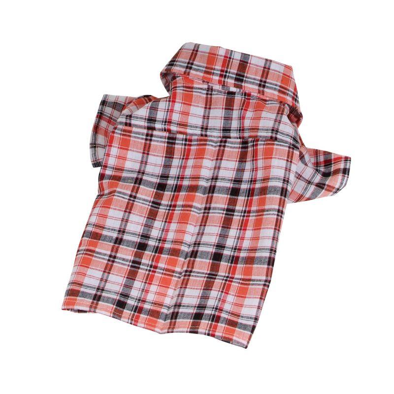 Košile - oranžová (doprodej skladových zásob) XL I love pets