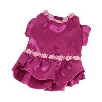 Šaty Flower (doprodej skladových zásob) - fialová XXS