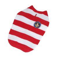 Svetr námořnický - červená XL