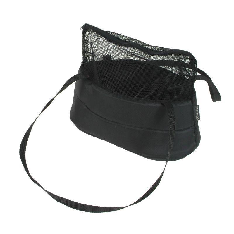 Taška pro hlodavce 35 cm černá I love pets