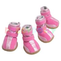 Boty Doggydolly růžové XL