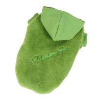 Bunda Fluffy - zelená S I love pets
