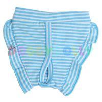 Kalhotky Doggydolly modrý proužek XS