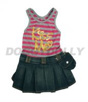 Obleček Doggydolly Kiss Me XL
