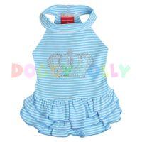 Šaty Doggydolly Crown modrá XL