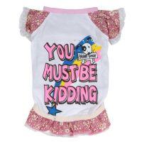 Šaty Doggydolly Kidding růžové XS