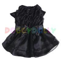 Šaty Doggydolly společenské černé XXS