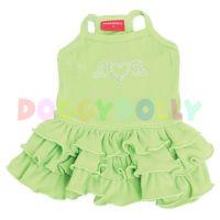 Šaty Doggydolly Tanktop zelená XL