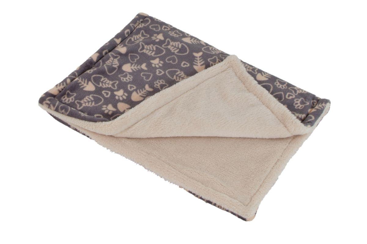 Cestovní deka peršan 50 x 75 cm A64 I love pets