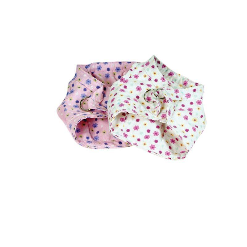 Kšíry Summer (doprodej skladových zásob) - růžová XL I love pets