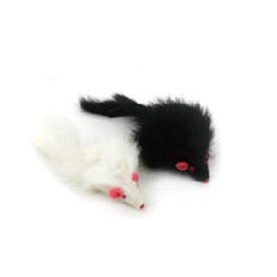 Myška pravá kůže I love pets - import