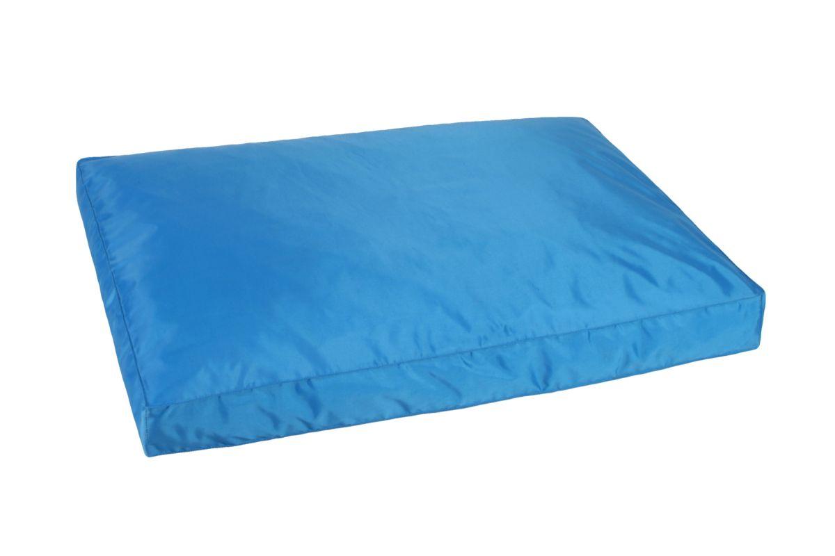 Ortopedická matrace Economy 85 x 120 cm modrá I love pets