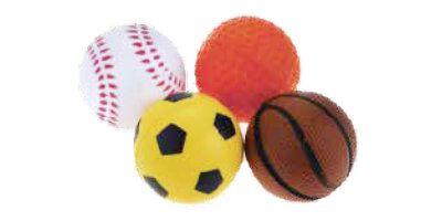 Pěnový míček sport I love pets - import