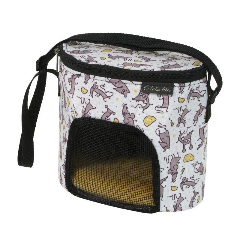 Taška pro hlodavce Cute myška I love pets