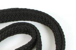 Vodítko běhací ploché 14 mm x 250 cm černá