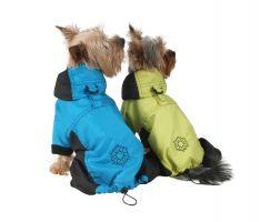 Kombinéza Ski (doprodej skladových zásob) - světle modrá XXS I love pets