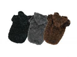 Mikina Fuzzy - černá S I love pets