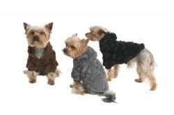 Mikina Fuzzy - krémová (doprodej skladových zásob) XXS I love pets