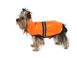 Reflexní vesta - oranžová XXL I love pets