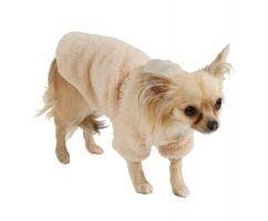 Bunda chlupatice - růžová (doprodej skladových zásob) XL I love pets