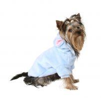 Bunda Smokey - modrá L I love pets