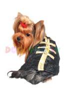 Obleček Doggydolly Chinese black XXS