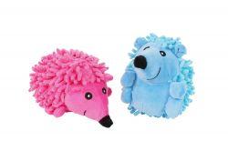 Pískací plyšová hračka pro psa – ježek